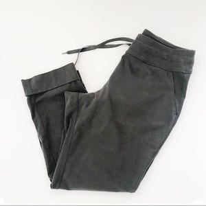 Athleta Charcoal Gray Lounge Pants Sweats Size S